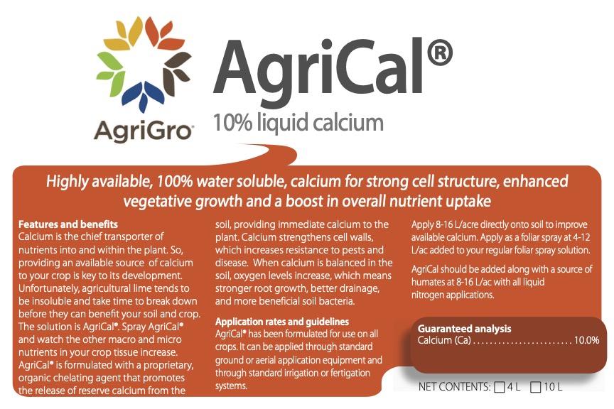 AgriCal 10% Liquid Calcium