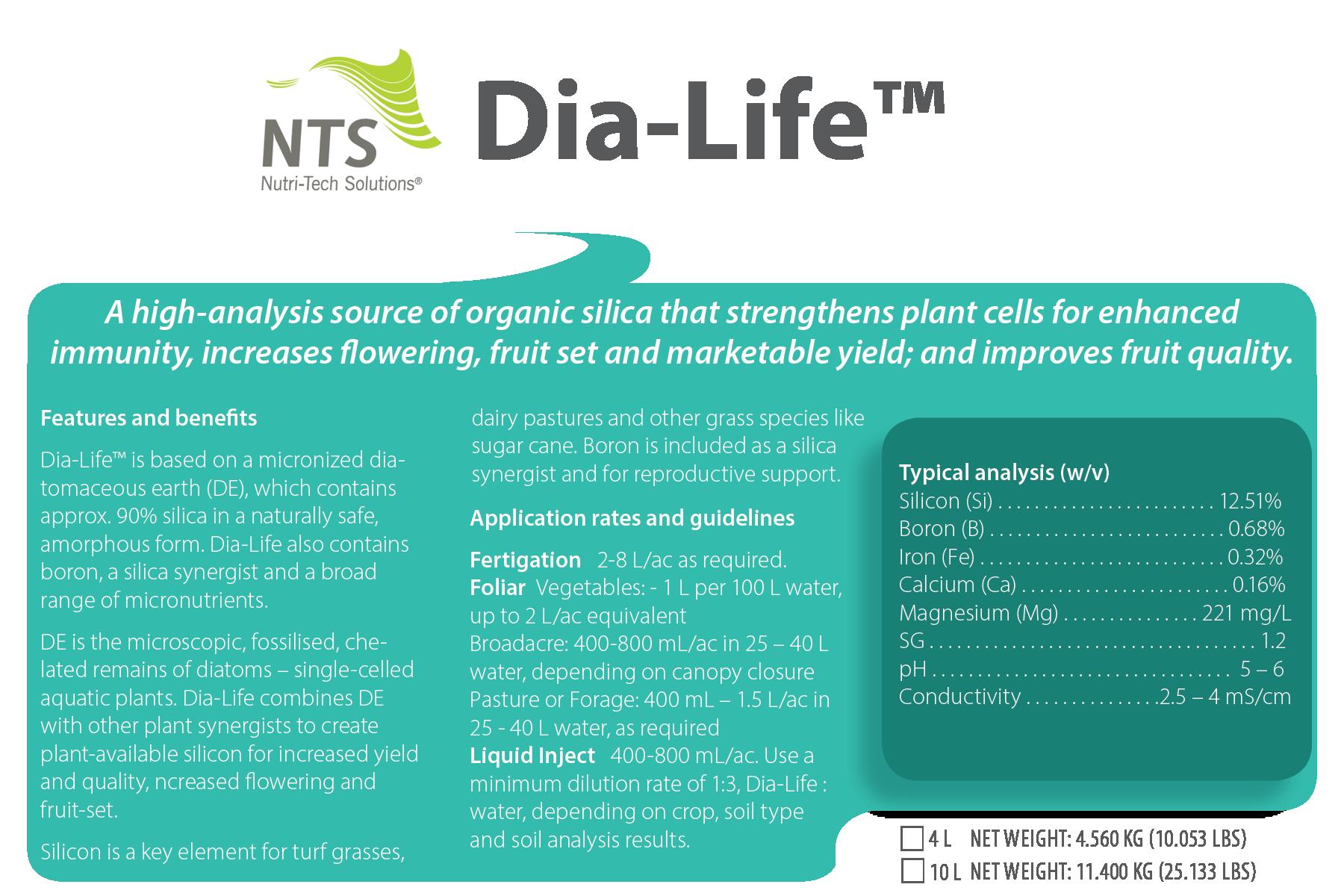 NTS Dia-Life™