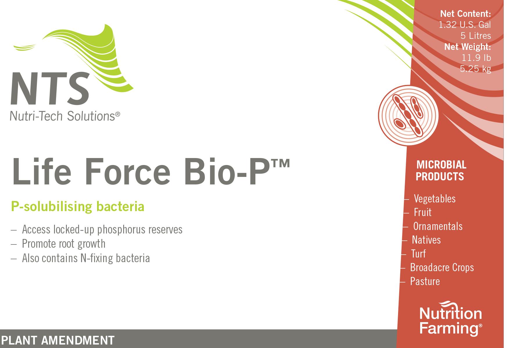 Life Force Bio-P™