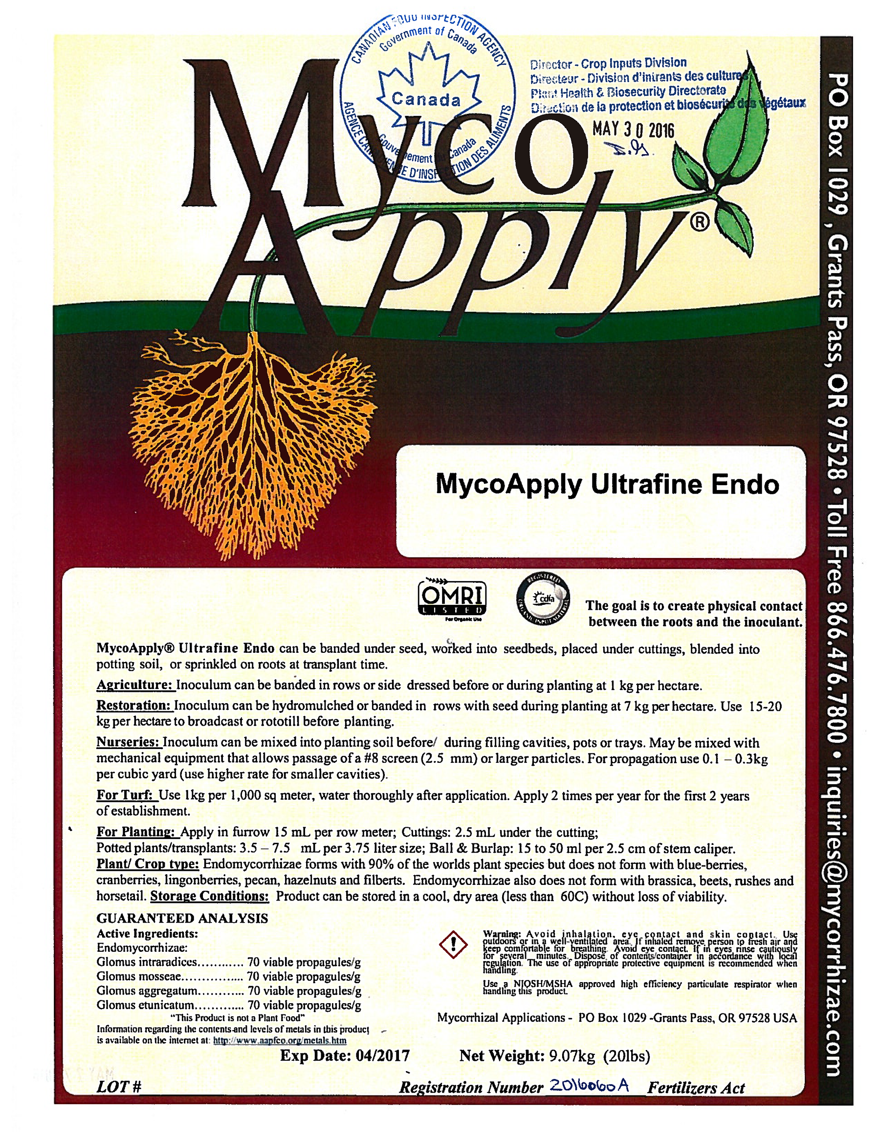 MycoApply Ultrafine