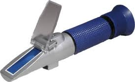Portable Refractometer with Case
